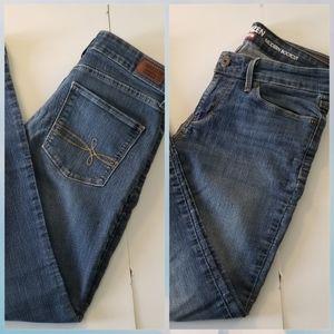 LEVI'S DENIZEN Modern Bootcut Denim Jeans Sz 6
